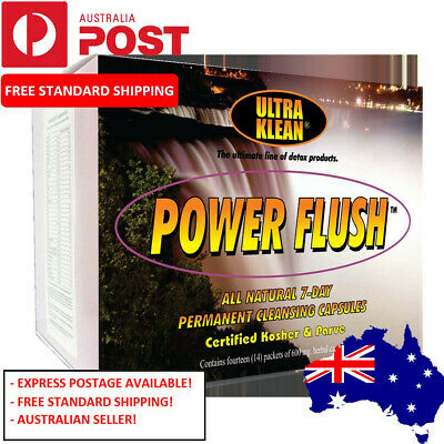Ultra Klean PowerFlush - Drug detox - Permanent detox - drug test