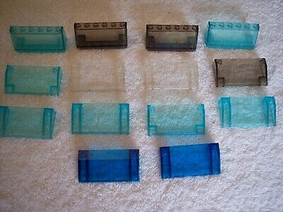 Choose Your Color **Two per Lot** Door//Window Frame 1 x 4 x 6 LEGO #60596