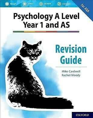Complete Companions for Aqa Psychology: As and a Level: the Complete Companio...