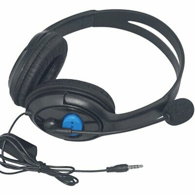 3.5mm Gaming Headset MIC Stereo Headphones for PC Mac Laptop PS4 PS3 Xbox OneY