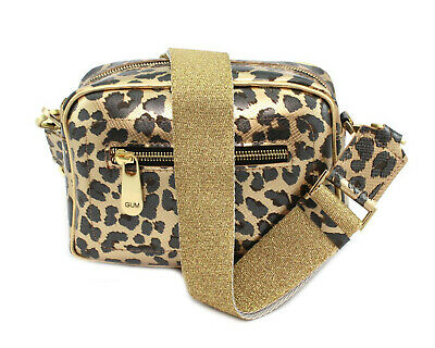 68f9d85c82 Gum By Gianni Chiarini - Borsa Tracollina Leop 1748/19Pe Leo Gold Eight -20
