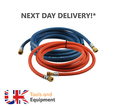 New Oxy Acetylene Hose Set! Next Day Delivery