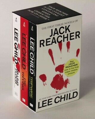 Jack Reacher : Killing Floor / Die Trying / Tripwire, Paperback by Child, Lee...