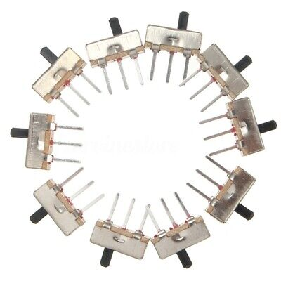 20X SS12D00G3 2 Position 3 Pin Slide Switch Mini Vertical SPDT 1P2T PCB  UK UK
