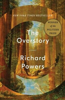 Overstory, Hardcover by Powers, Richard, Like New Used, Free P&P in the UK