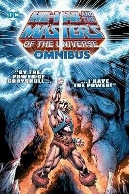 He-Man and the Masters of the Universe Omnibus, Hardcover by Abnett, Dan; Dav...