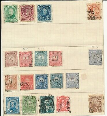 l1 Argentina Stamp Yvert And Tellier N° 629 A 633 N Stamp Argentina