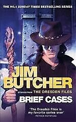 Brief Cases : The Dresden Files, Hardcover by Butcher, Jim, ISBN 0356511685, ...