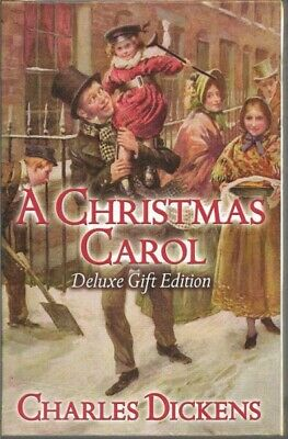 Christmas Carol, Hardcover by Dickens, Charles, Like New Used, Free P&P in th...