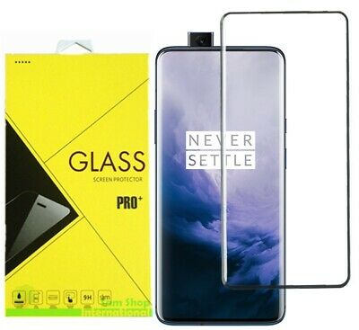 For OnePlus 7 Pro 3D Full Cover Tempered Glass Screen Protector