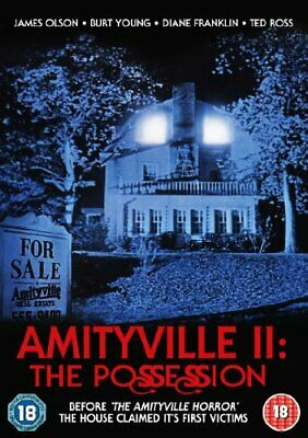 Amityville II - The Possession [DVD] [1982] -  CD W0VG The Fast Free Shipping