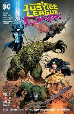 Justice League Dark 1 : The Last Age of Magic, Paperback by Tynion, James, IV...