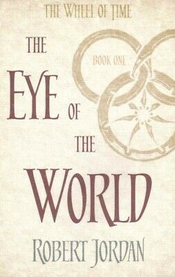 Eye of the World : Book 1 of the Wheel of Time, Paperback by Jordan, Robert, ...