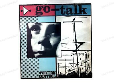 Portion Control - Go-Talk UK Maxi 1984 '