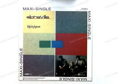 Alphaville - Big In Japan GER Maxi 1984 .