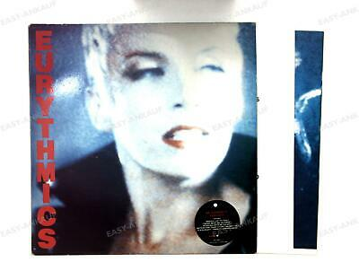Eurythmics - Be Yourself Tonight Europe LP 1985 + Innerbag, Insert .