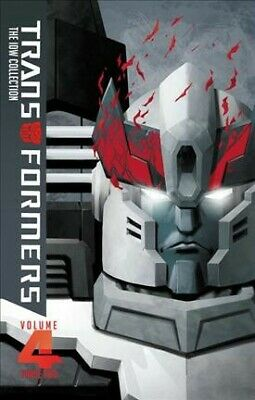Transformers The IDW Collection Phase Two 4, Hardcover by Metzen, Chris; Dill...