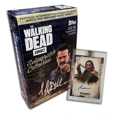 3x Topps The Walking Dead Season 6 Trading Cards Blaster Box 2017 Sammelkarten Collectibles Walking Dead Trading Cards