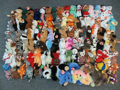 TY- ORIGINAL BEANIE babies collection ( Set of Two