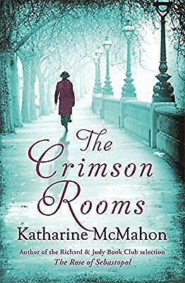 The Crimson Rooms, McMahon, Katharine, Used; Good Book