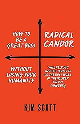 Radical Candor: How to Get What You Want by Saying What You Mean, Scott, Kim, Us