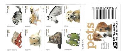 Us Scott 5106 - 25 Pane Of 20 Pets Forever Stamps Mnh