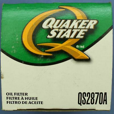 New Quaker State Oil Filter for 98-15 VW JETTA QS2870A