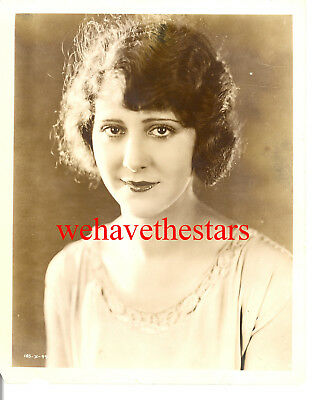 Vintage Patsy Ruth Miller BEAUTY '29 FALL OF EVE Publicity Portrait