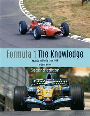 Formula 1 - the Knowledge, Hardcover by Hayhoe, David, ISBN 1787112373, ISBN-...