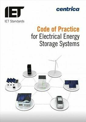 Code of Practice for Electrical Energy Storage Systems, Paperback by Institut...