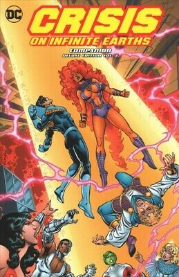 Crisis on Infinite Earths Companion 2, Hardcover by Wolfman, Marv; Perez, Geo...