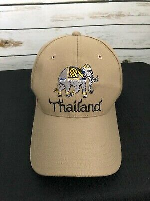 NEW CAP HAT OBSOLETE EXPIRED ROYAL THAI ARMY MILITALY GREEN BASEBALL ONE SIZE
