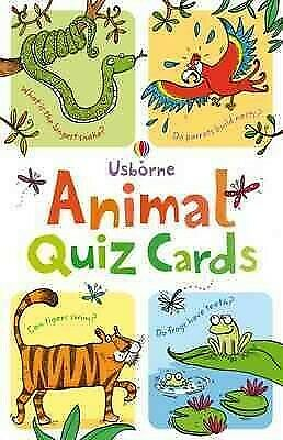 Animal Quiz, Hardcover by Tudhope, Simon; Horne, Sarah (ILT), ISBN 1409532399...