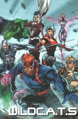 Absolute WildC.A.T.S., Hardcover by Lee, Jim; Claremont, Chris; Silvestri, Ma...