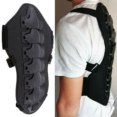 Motorcycle Back Protect Armor Spine Motorbike Guard Protective Gear Striking