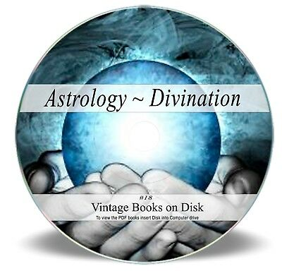Rare Astrology Divination Books DVD Dream Interpretation Tarot Palm Reading 18