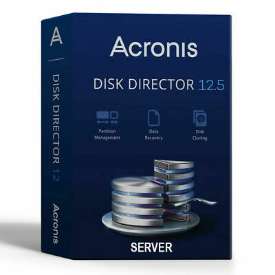 Acronis Disk Director 12- License Key- Lifetime, fast digital delivery