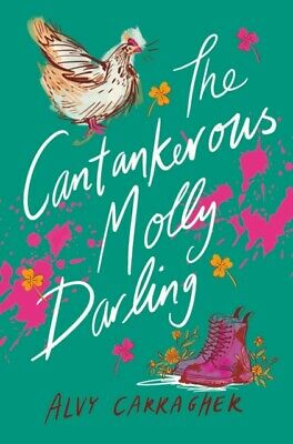 The Cantankerous Molly Darling by Alvy Carragher  9781911490548