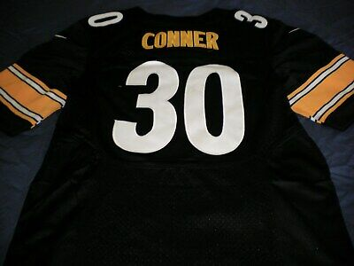 low priced 628fc 6f09c JAMES CONNER PITTSBURGH Steelers #30 Color Rush jersey All ...