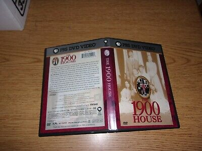 1900 House (DVD, 2003) VERY VERY RARE PBS VIDEO