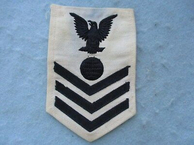 WWII US Navy Rating Petty Office Electrician 1st Class 1944 USN WW2