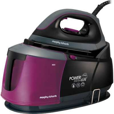 Morphy Richards 332012 Auto-Clean Power Steam Generator Iron with 2400W Power