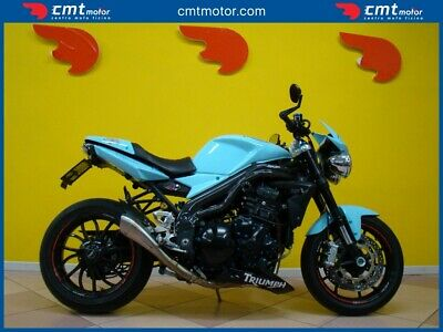 Triumph Speed Triple 1050 - 2008