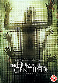 The Human Centipede [First Sequence] (Directors Cut) [DVD], New, DVD, FREE & FAS