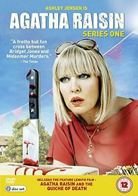 Agatha Raisin - Series 1 [DVD], New, DVD, FREE & Fast Delivery