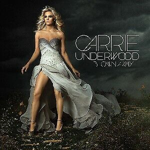 Blown Away - Cd Underwood, Carrie - Country Music New CD042214