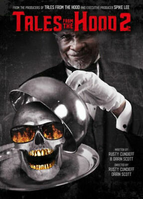 Tales From The Hood 2 Bluray - Tales From The Hood 2 - Bluray BR007657