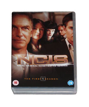 NCIS: Season 1 [DVD] [2003], New, DVD, FREE & Fast Delivery
