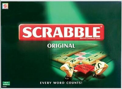Original Scrabble Board Game fun for all the family