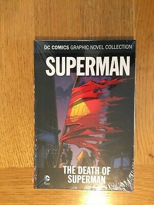 DC Comics Graphic Novel Collection The Death Of Superman